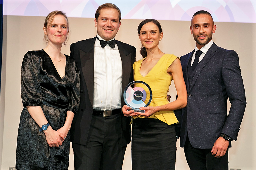 Technology Innovation (Large) Award - Ocado