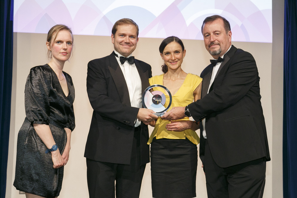 Warehouse Efficiency Award - Ocado