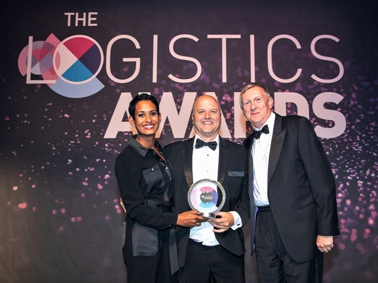 the logistics awards
